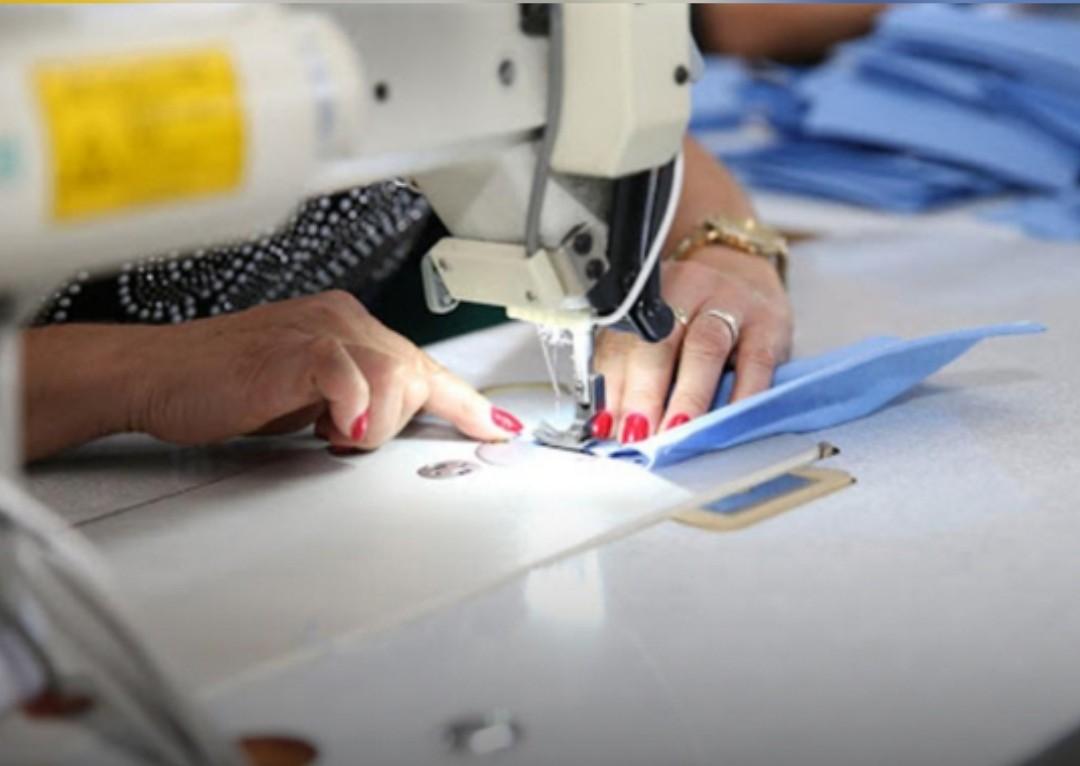 Prefeitura de Jaguarari contrata costureiras para a produção de 30 mil máscaras que serão doadas à rede municipal de ensino e população em vulnerabilidade social