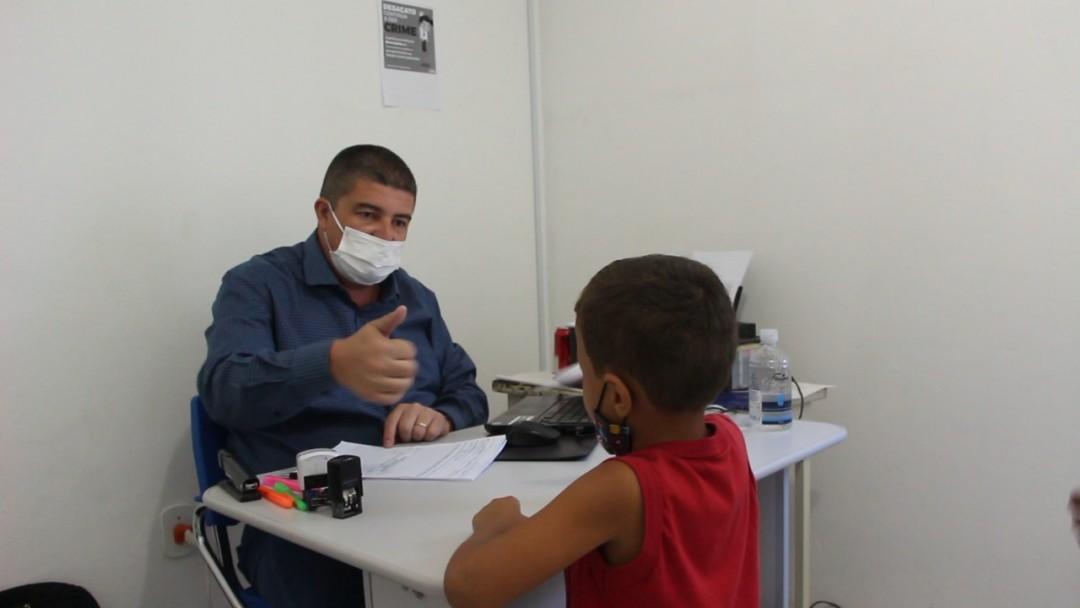 População de Jaguarari passa a contar com atendimento de neuropediatra na Policlínica de Especialidades Médicas